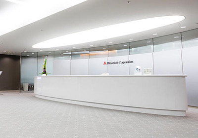 導入事例 三菱商事株式会社