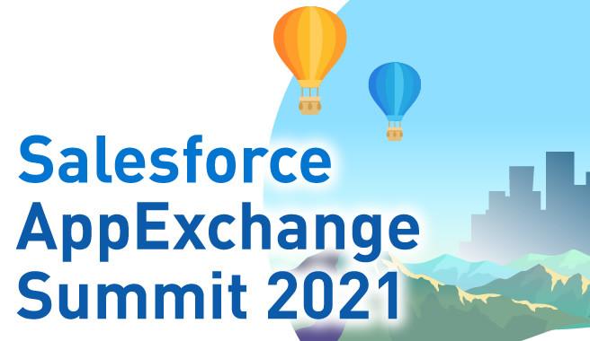 Salesforce AppExchange Summit 2021