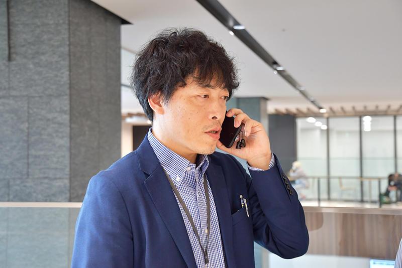 前橋赤十字病院様 情報システム課 浅野太一氏
